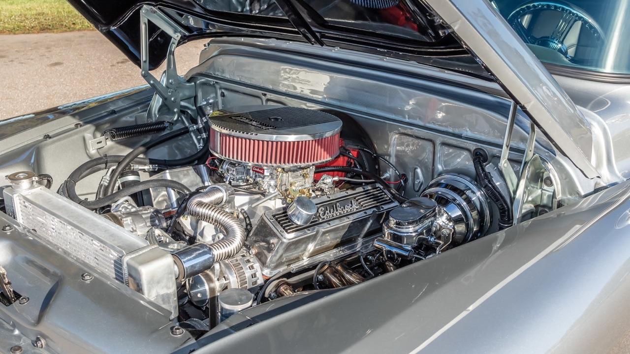 '59 Chevy Apache Custom - La classe en utilitaire ! 10