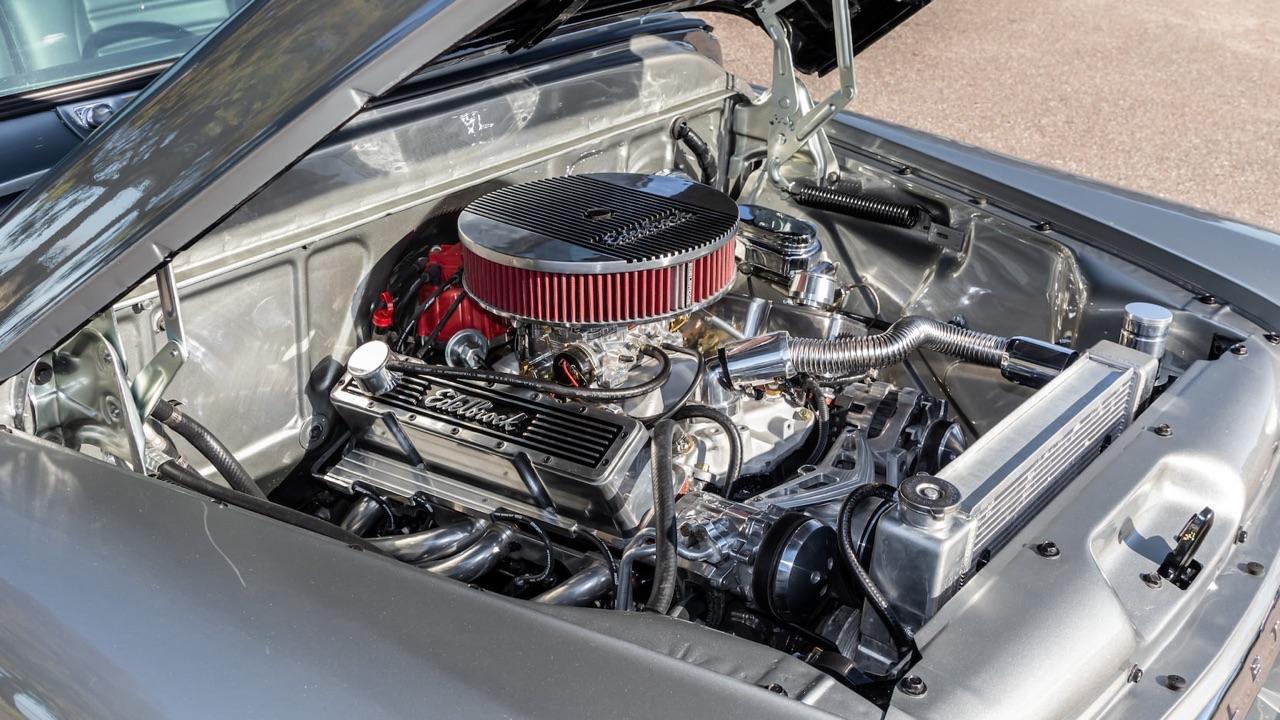 '59 Chevy Apache Custom - La classe en utilitaire ! 9