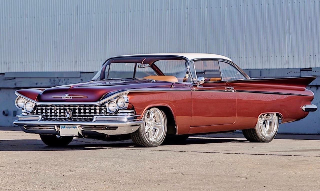 '59 Buick Lesabre - Custom affuté ! 13