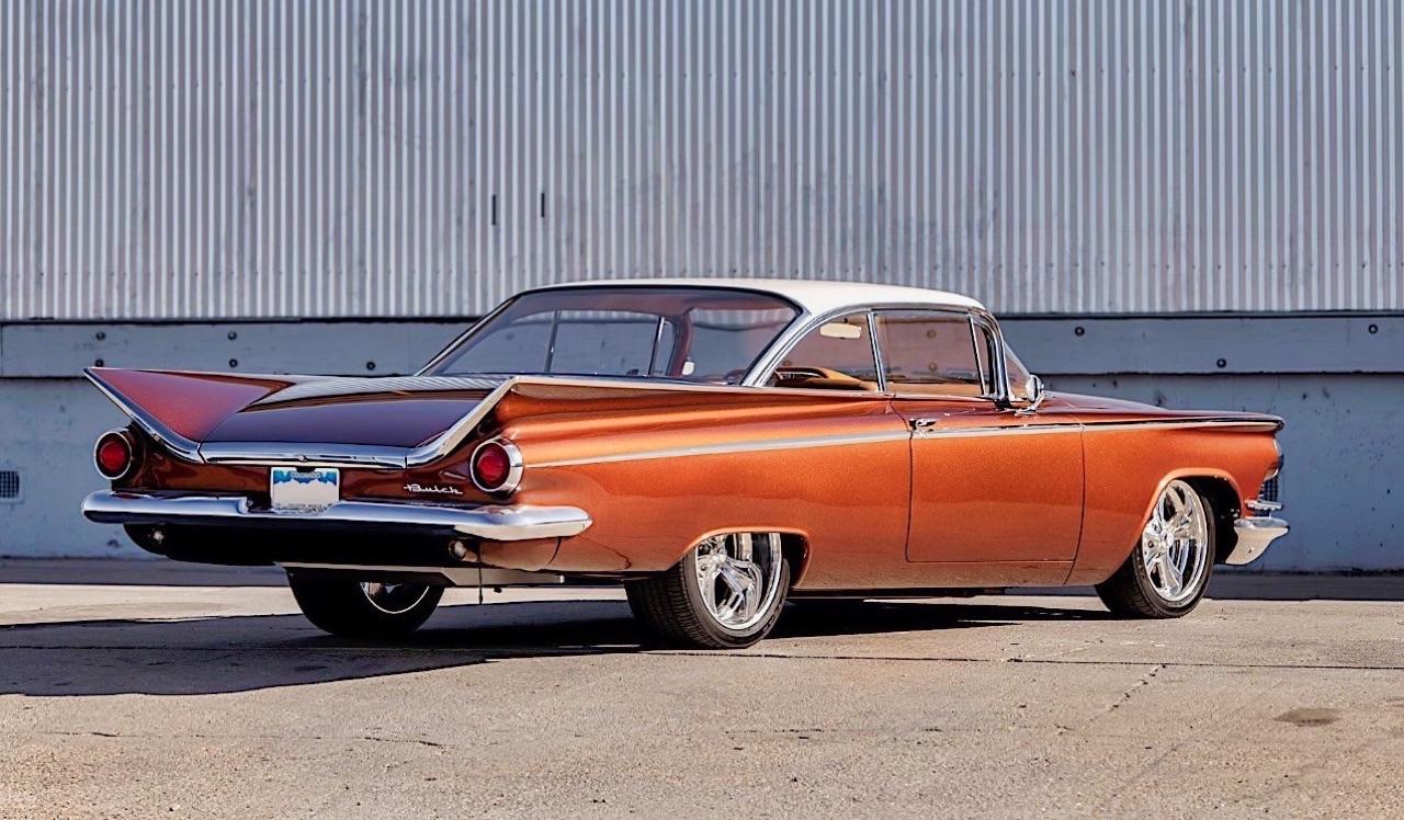 '59 Buick Lesabre - Custom affuté ! 9