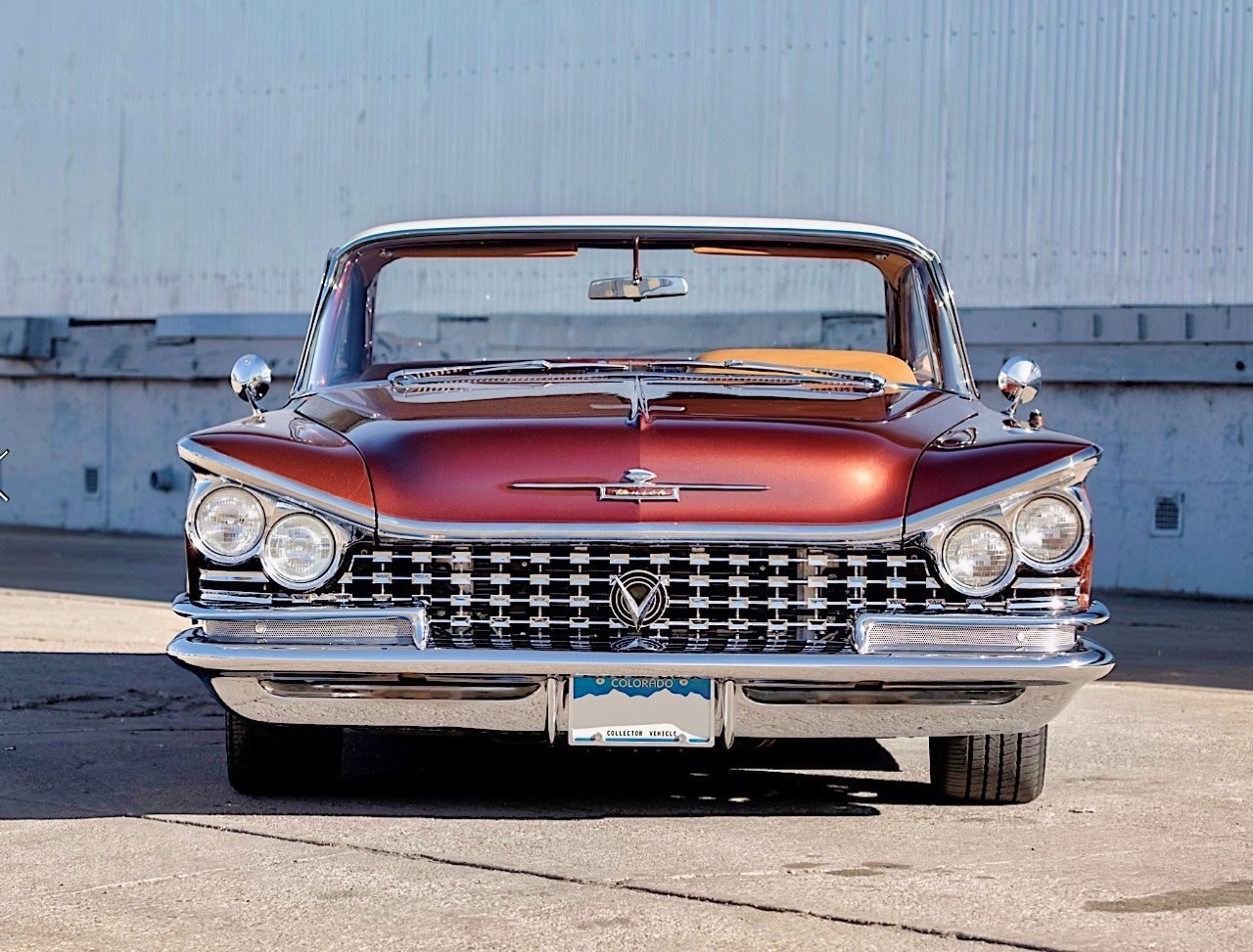 '59 Buick Lesabre - Custom affuté ! 2
