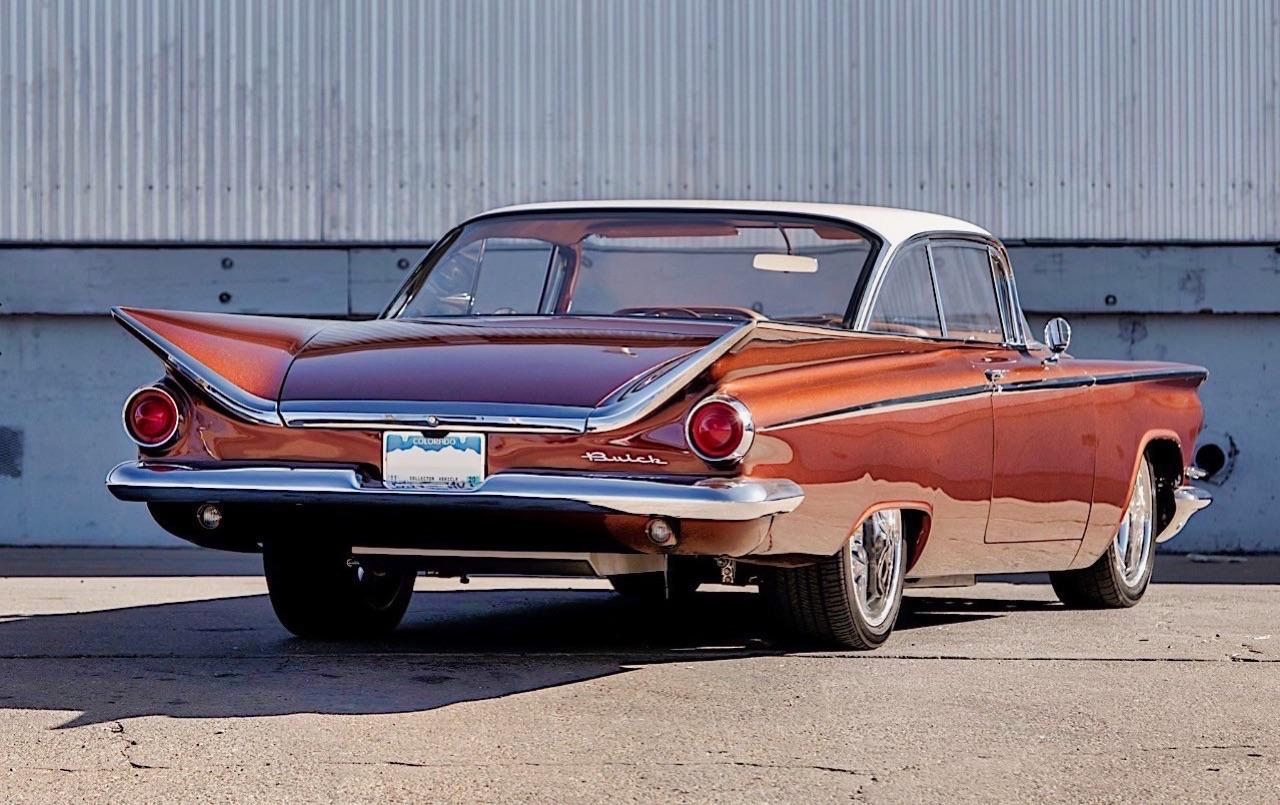 '59 Buick Lesabre - Custom affuté ! 6