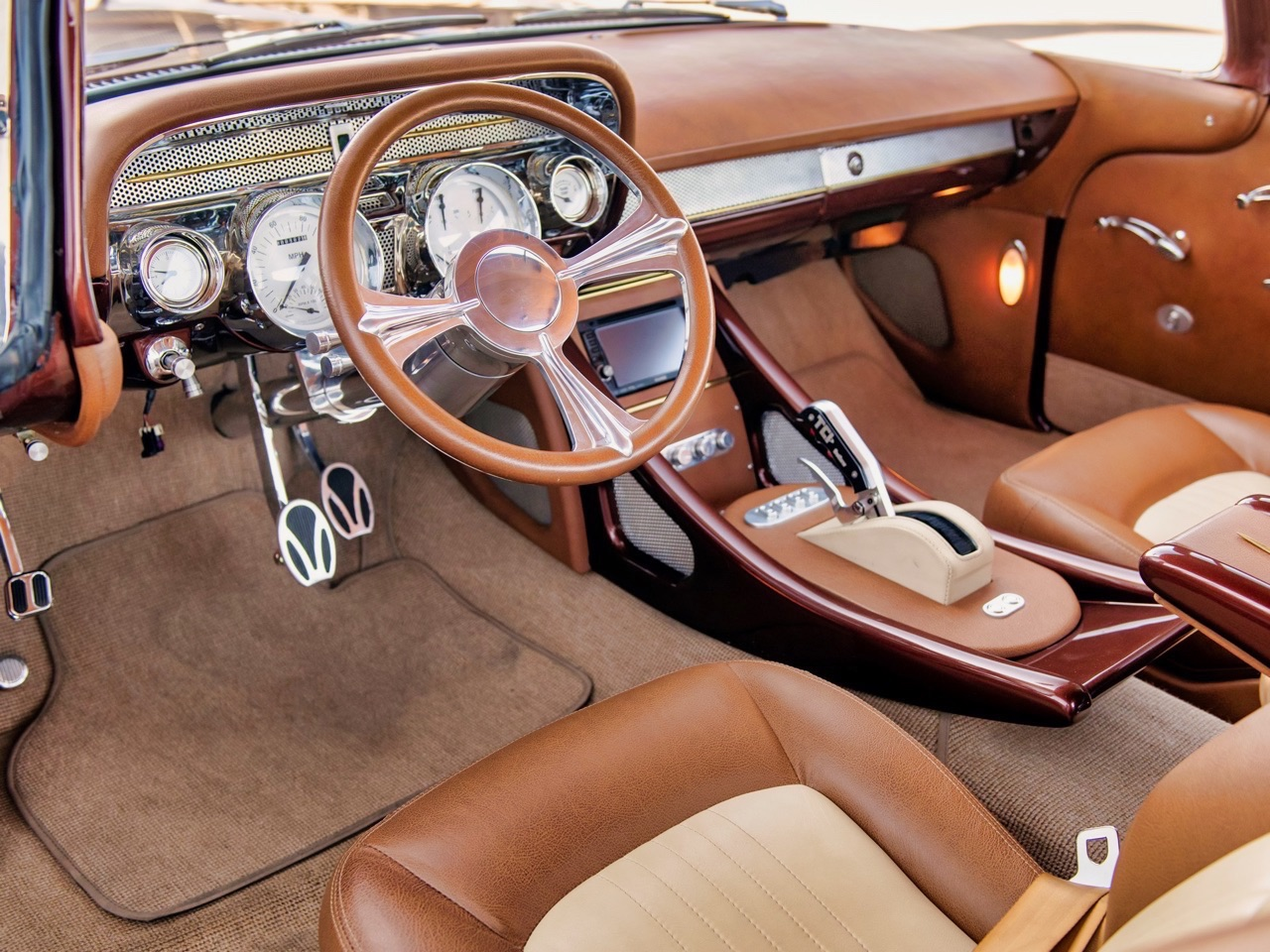 '59 Buick Lesabre - Custom affuté ! 3
