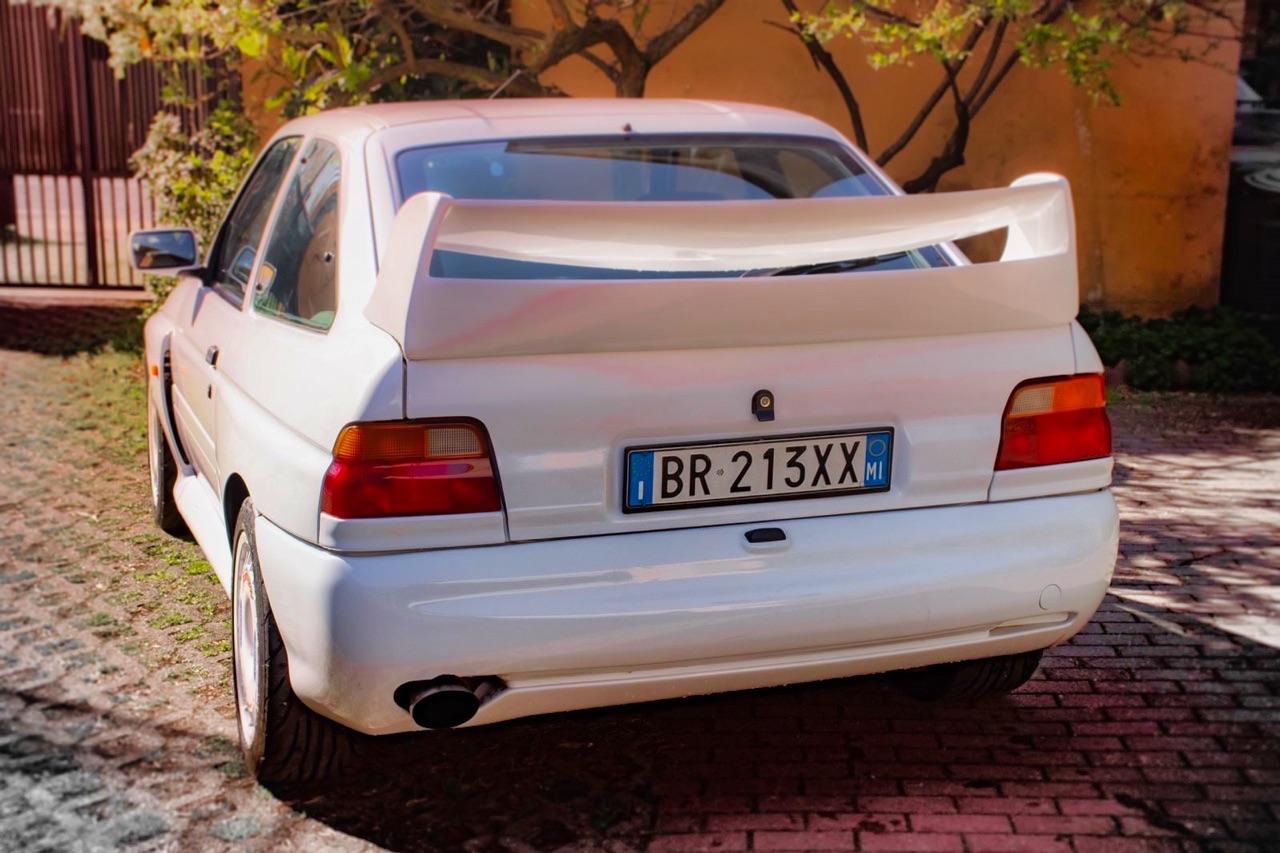 '92 Escort Cosworth... Rally ADN 4