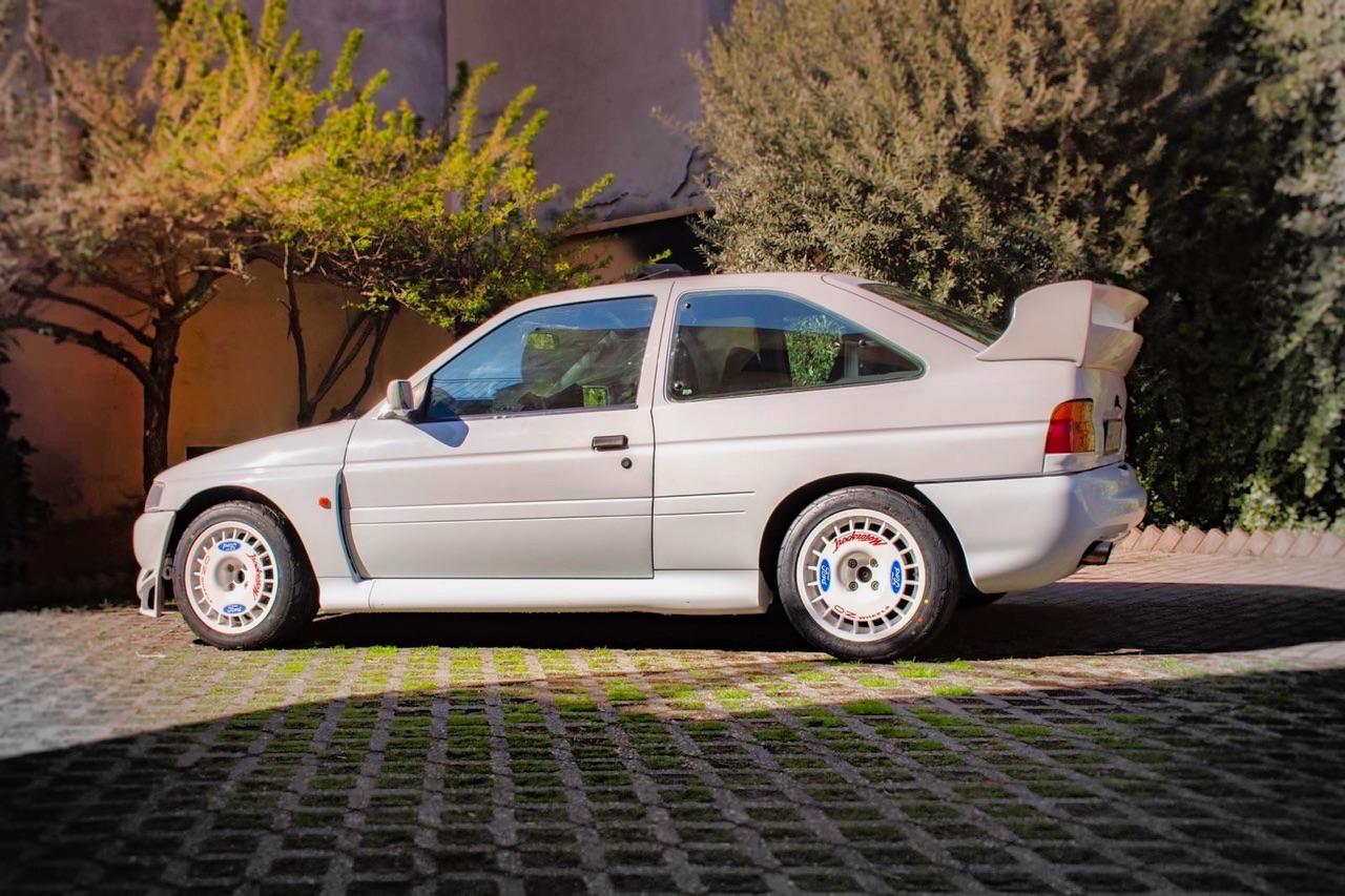'92 Escort Cosworth... Rally ADN 2