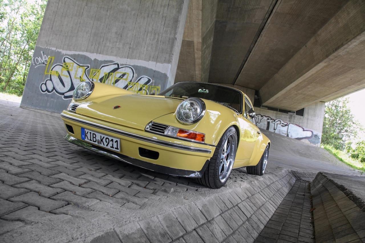 Kaege Retro : Porsche 993 backdating... 6