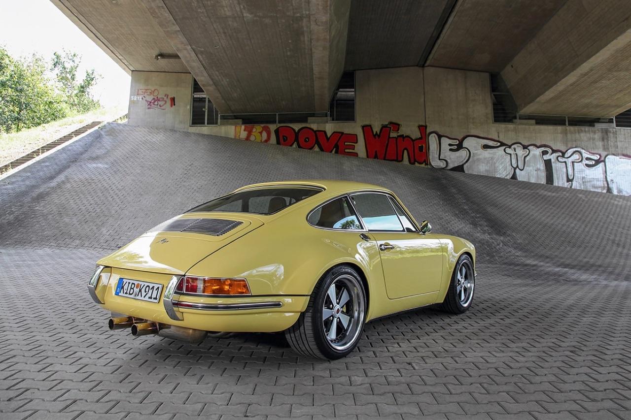 Kaege Retro : Porsche 993 backdating... 30
