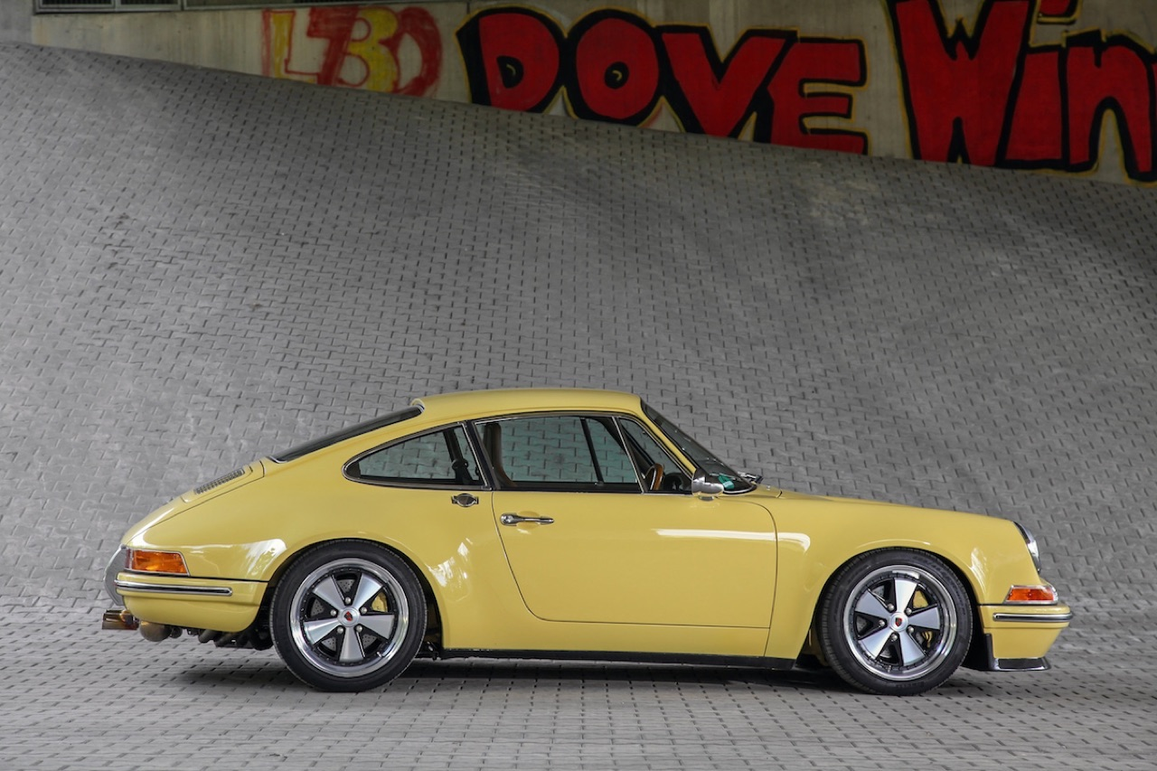 Kaege Retro : Porsche 993 backdating... 4