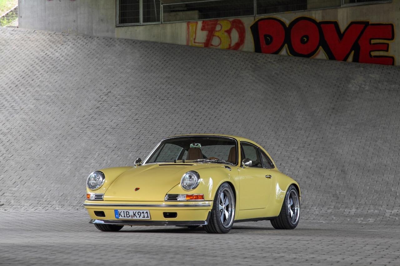 Kaege Retro : Porsche 993 backdating... 2