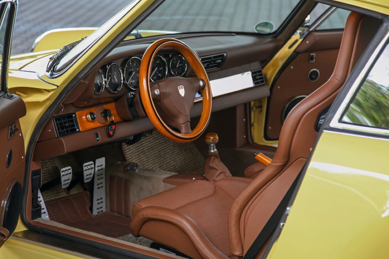 Kaege Retro : Porsche 993 backdating... 11