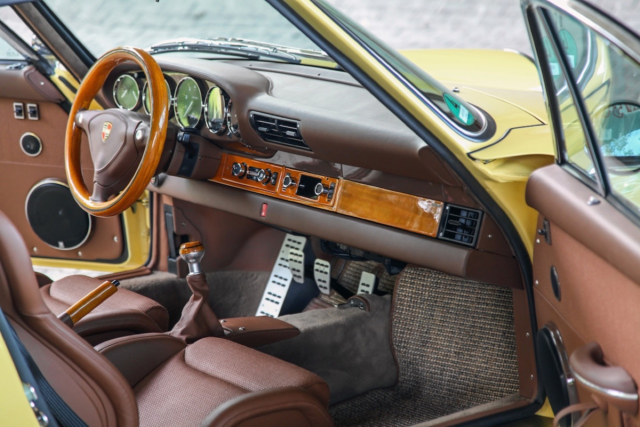 Kaege Retro : Porsche 993 backdating... 7