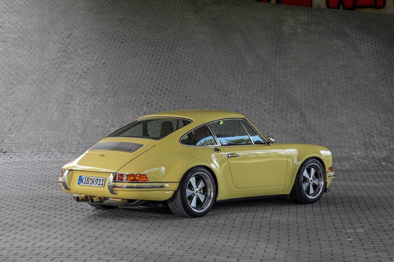 Kaege Retro : Porsche 993 backdating... 5