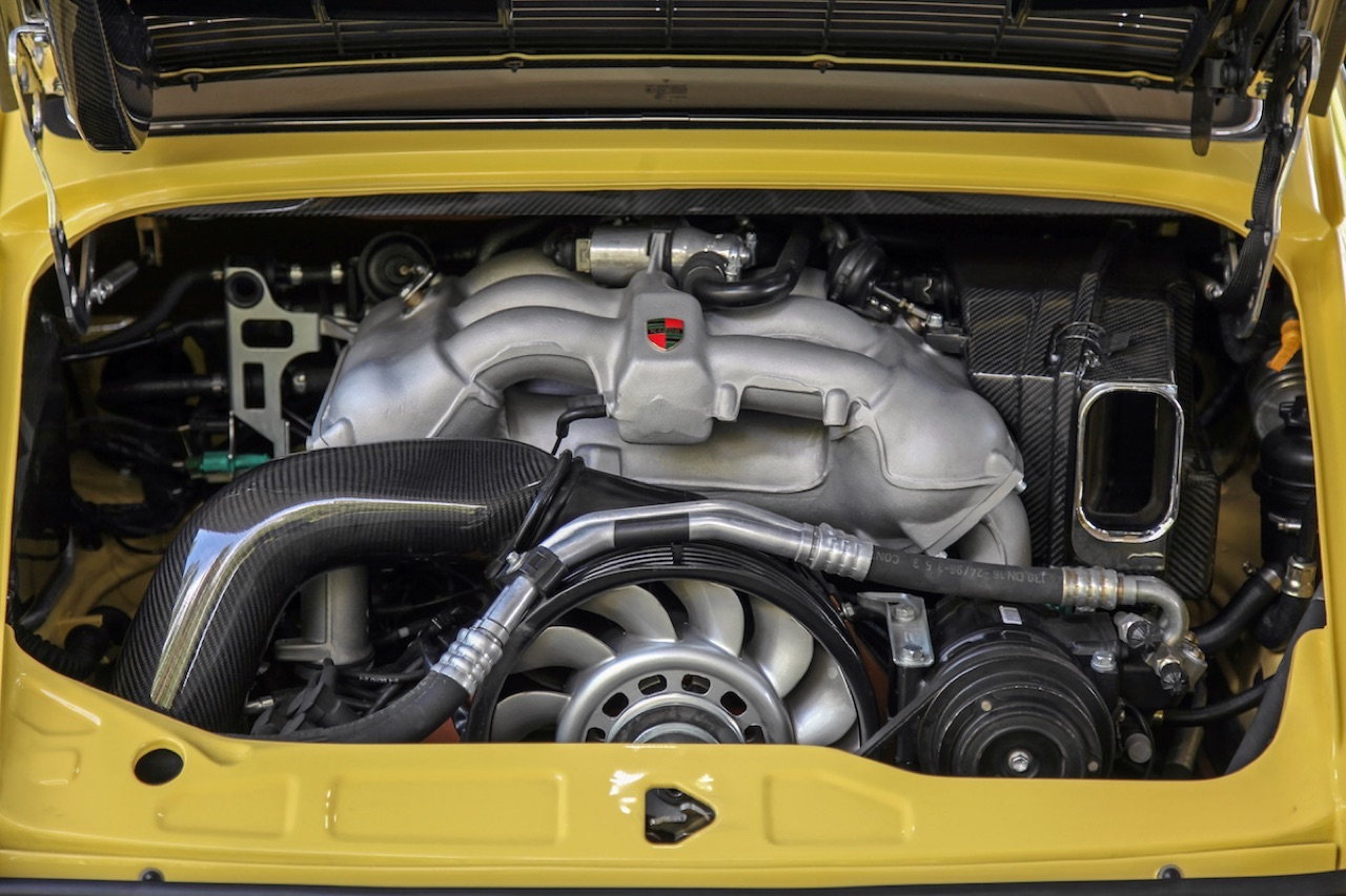 Kaege Retro : Porsche 993 backdating... 12