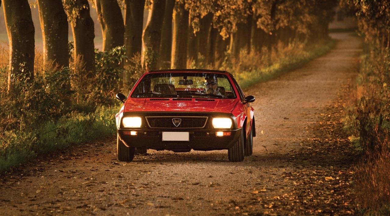 Lancia Montecarlo - Passage au centre ! 18