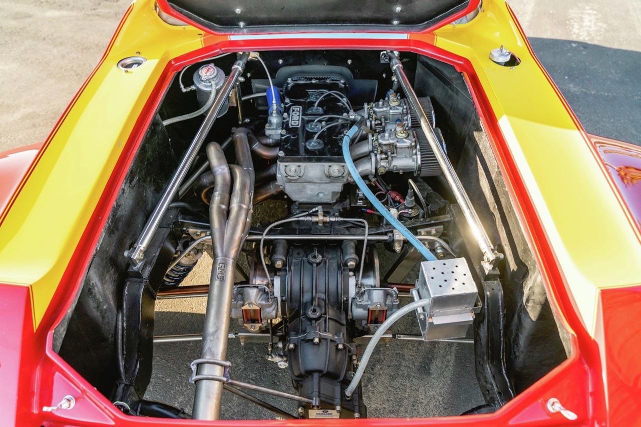 '74 Lotus Europa GTU - Pour les 24h de Daytona 78 19