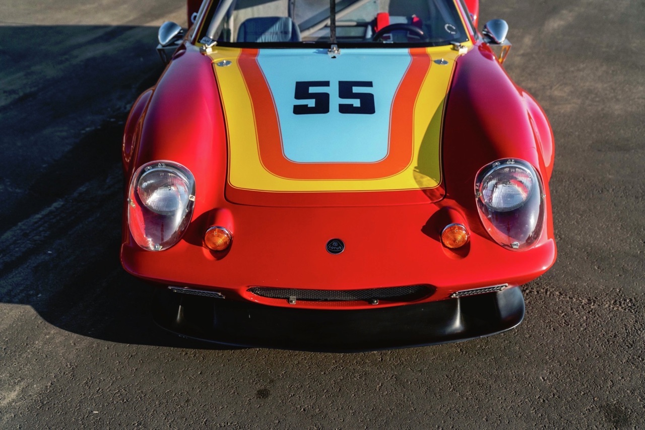 '74 Lotus Europa GTU - Pour les 24h de Daytona 78 22