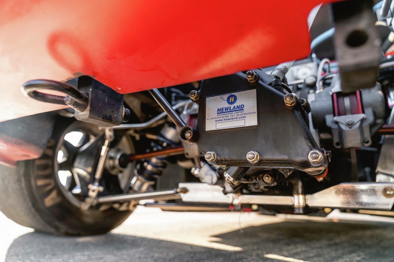 '74 Lotus Europa GTU - Pour les 24h de Daytona 78 20