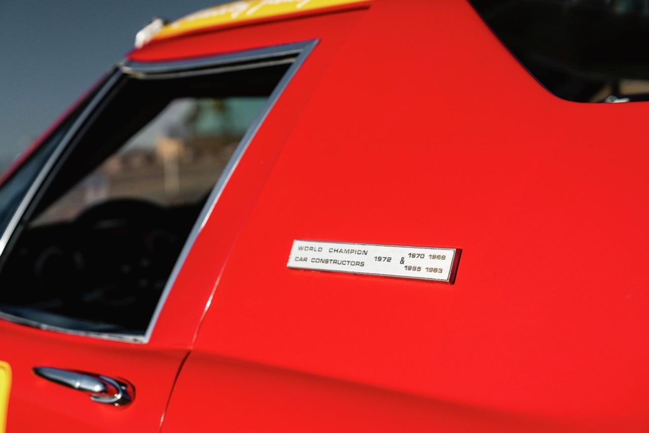'74 Lotus Europa GTU - Pour les 24h de Daytona 78 13