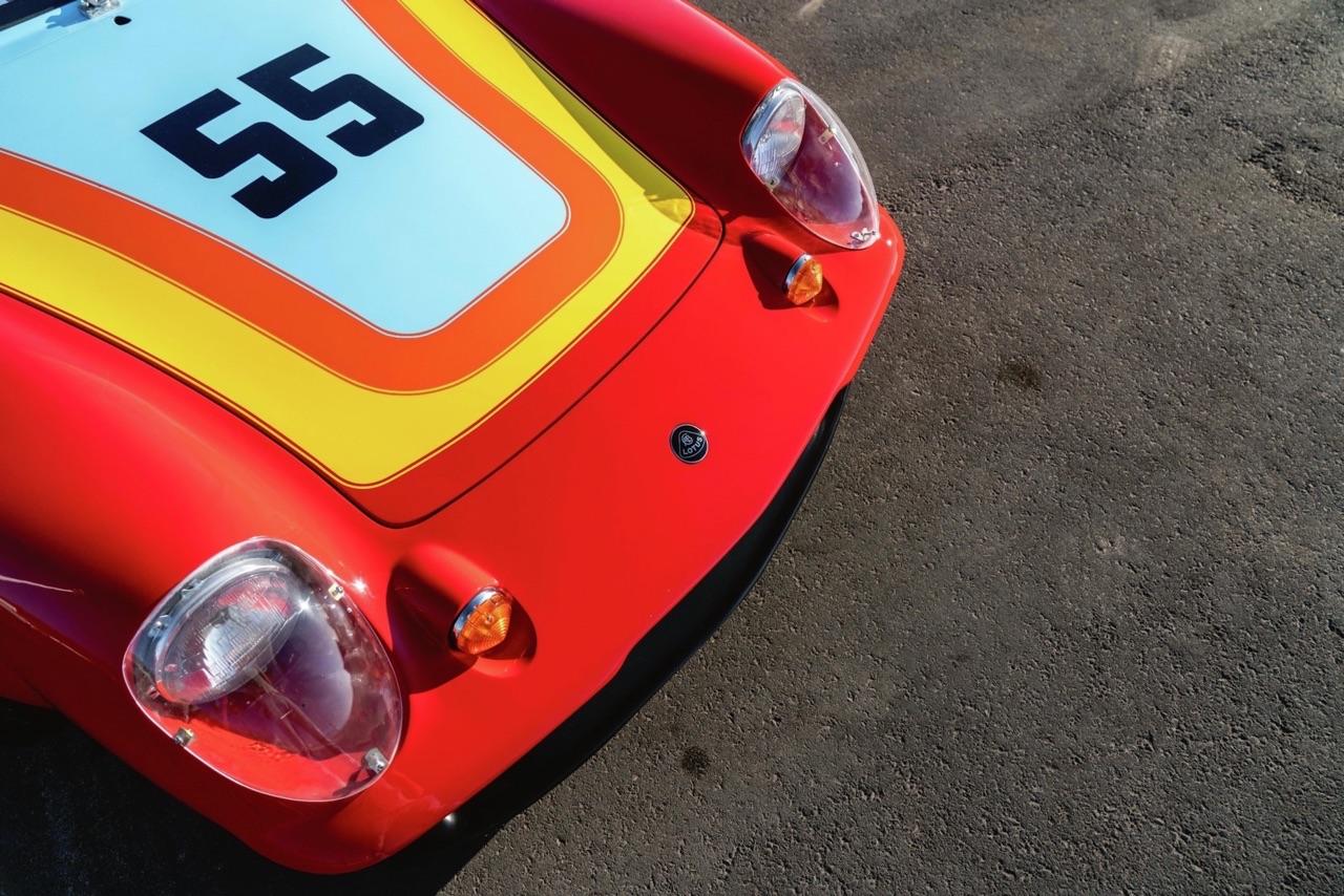 '74 Lotus Europa GTU - Pour les 24h de Daytona 78 11