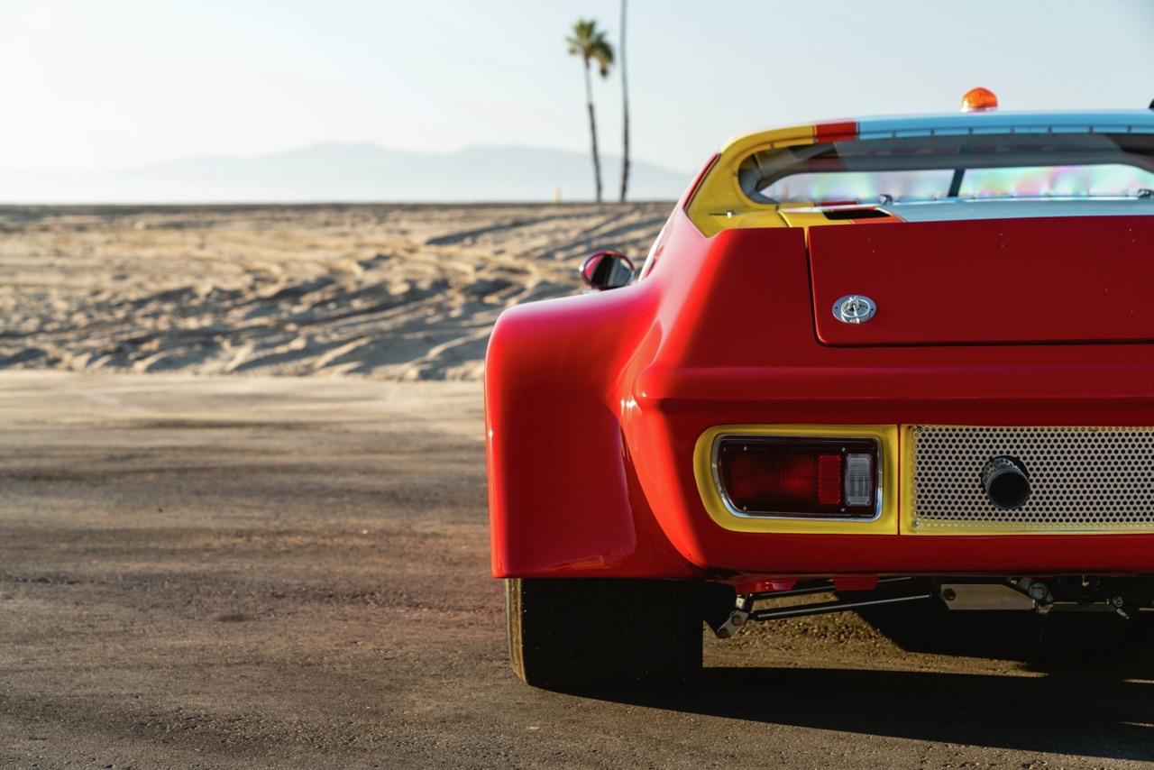 '74 Lotus Europa GTU - Pour les 24h de Daytona 78 4