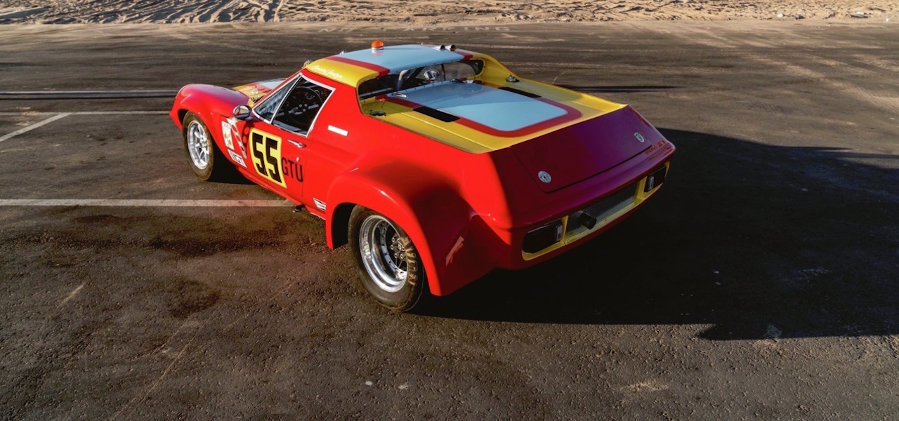 '74 Lotus Europa GTU - Pour les 24h de Daytona 78 23