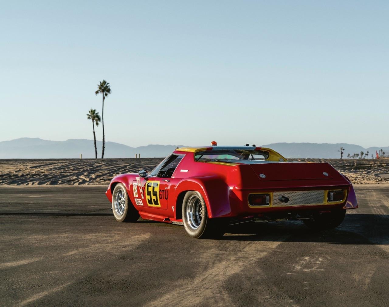 '74 Lotus Europa GTU - Pour les 24h de Daytona 78 15