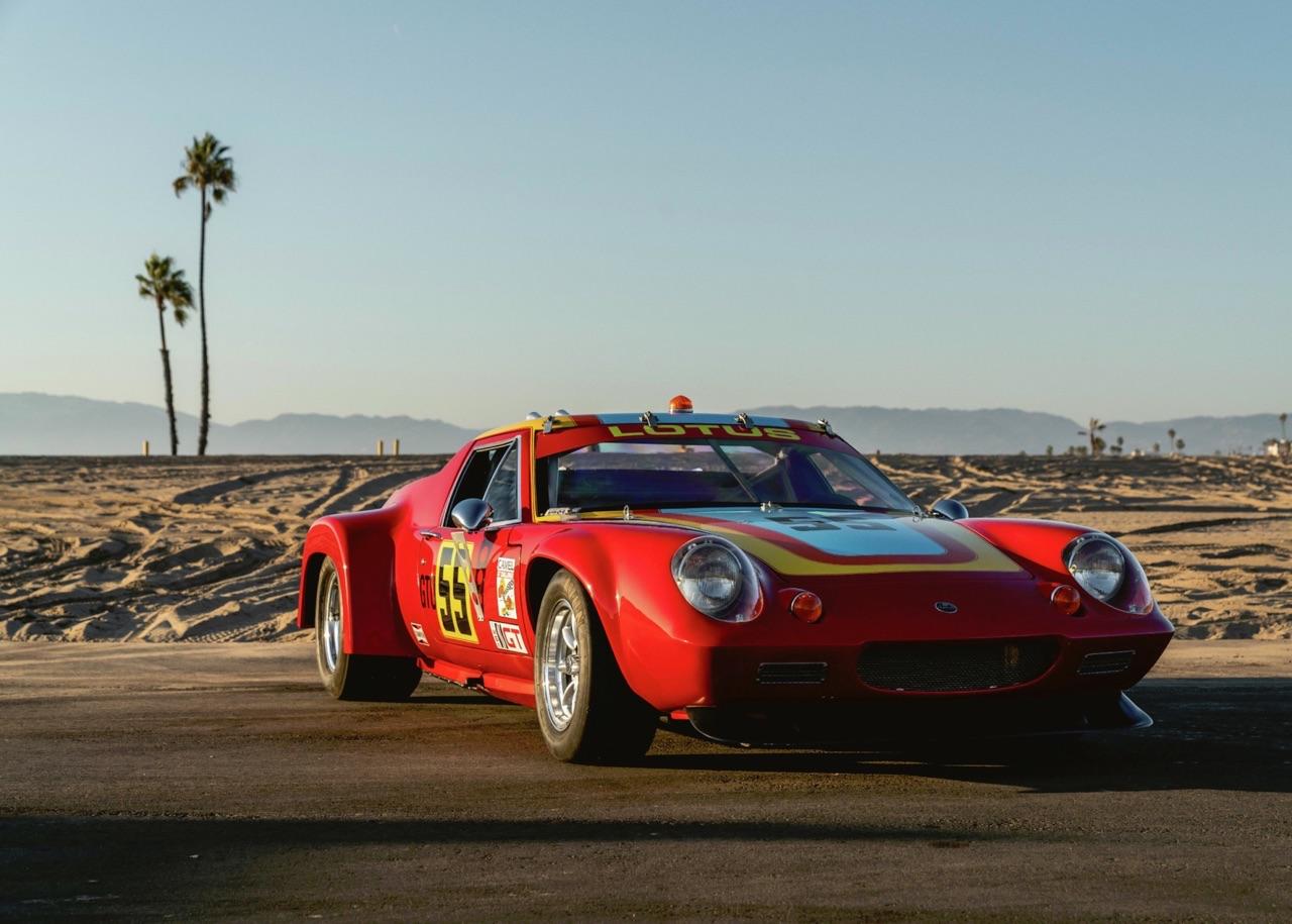 '74 Lotus Europa GTU - Pour les 24h de Daytona 78 9