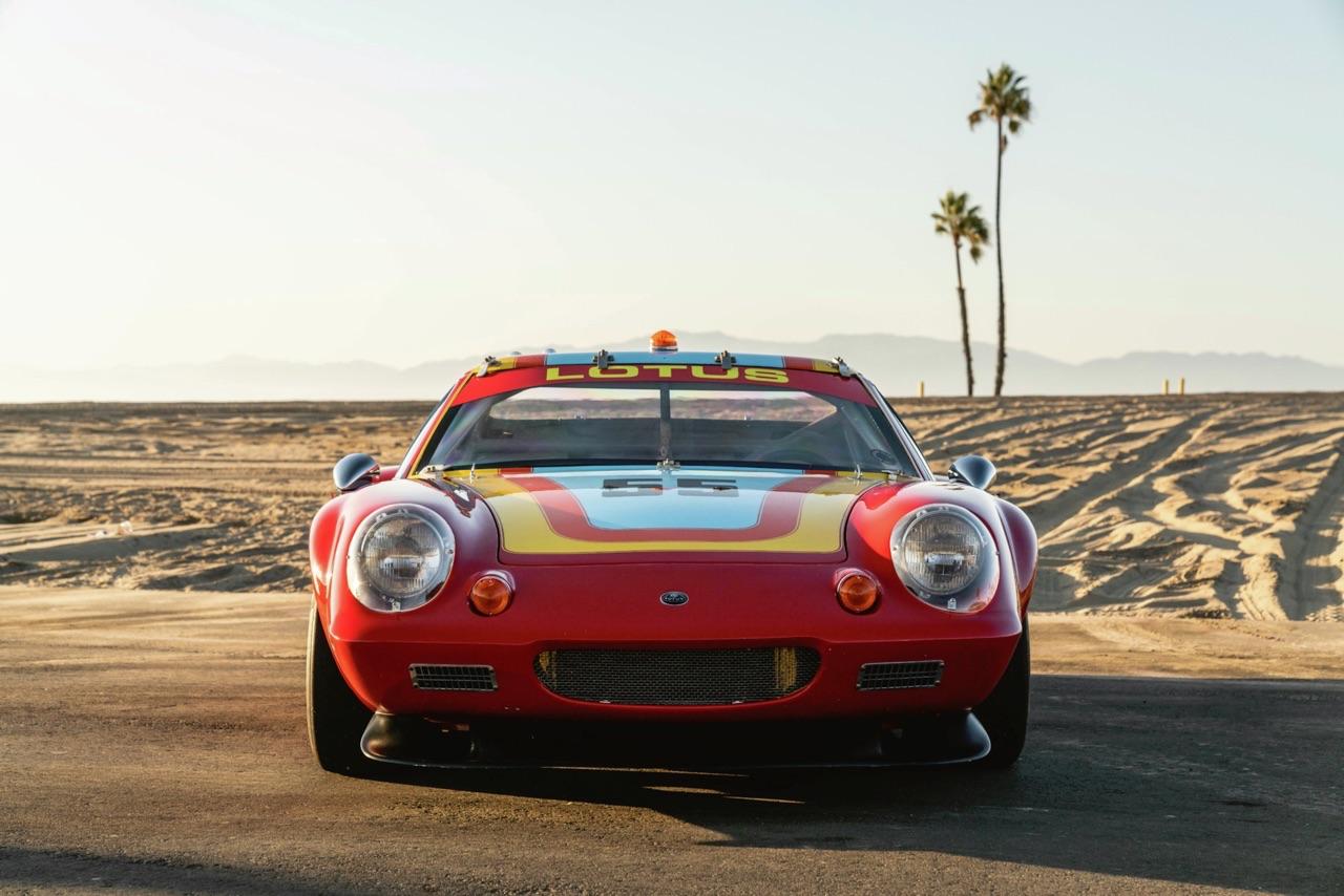 '74 Lotus Europa GTU - Pour les 24h de Daytona 78 7