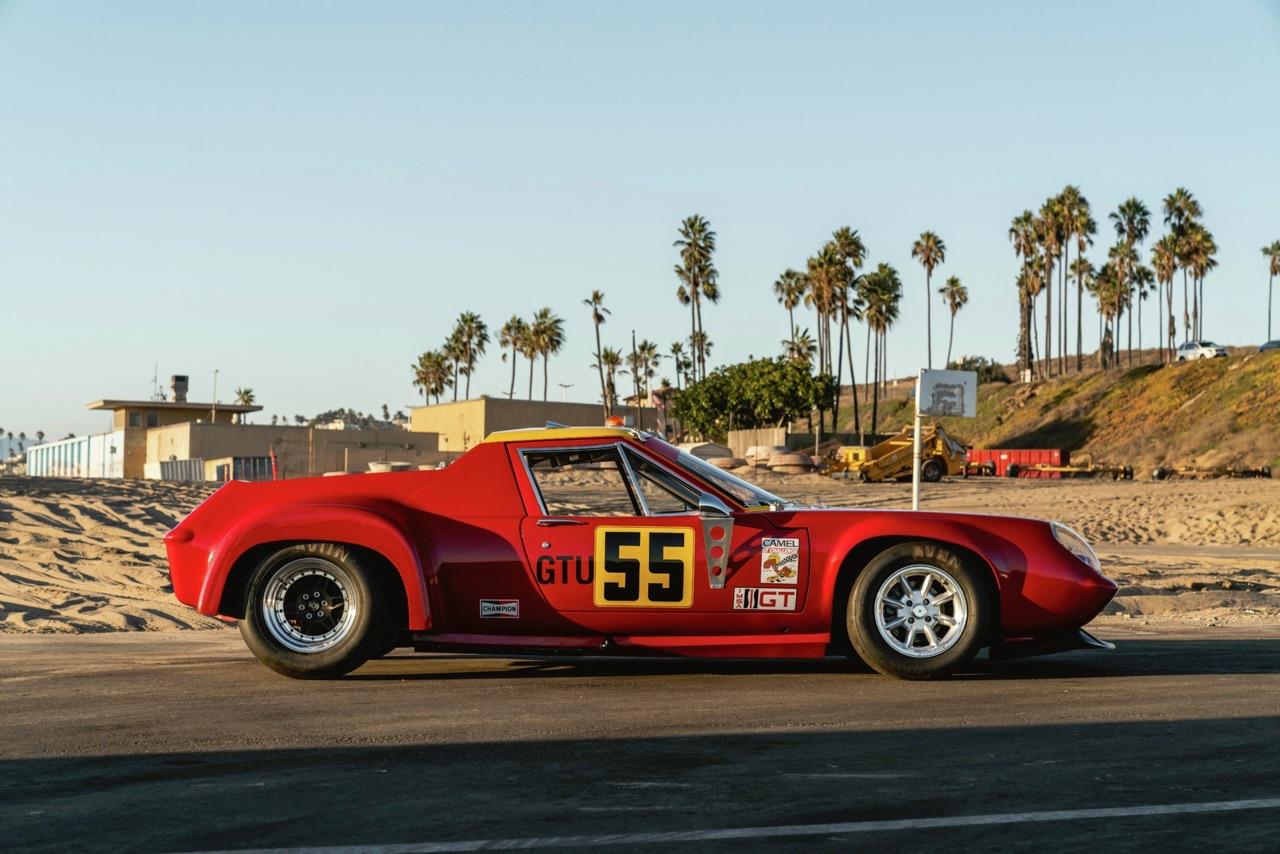'74 Lotus Europa GTU - Pour les 24h de Daytona 78 5