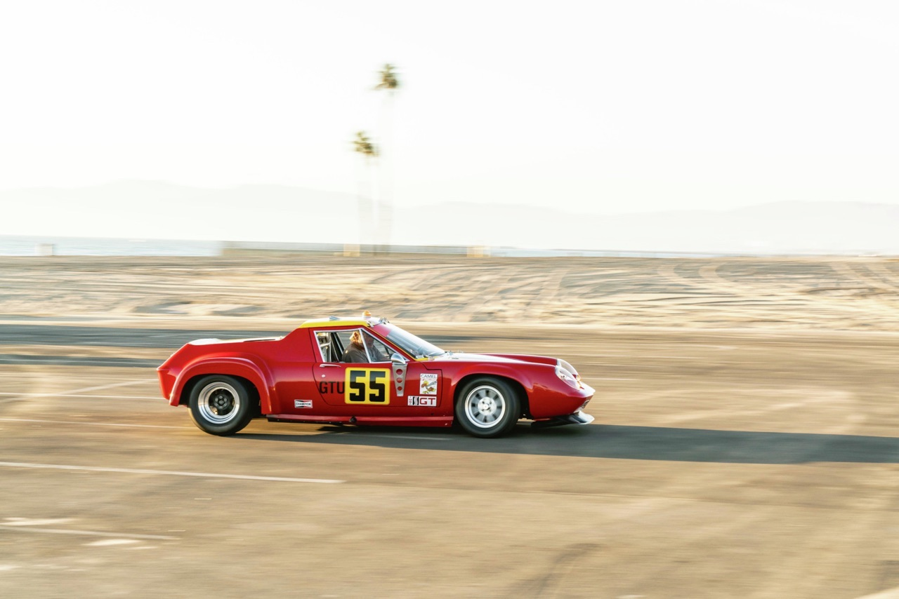 '74 Lotus Europa GTU - Pour les 24h de Daytona 78 2