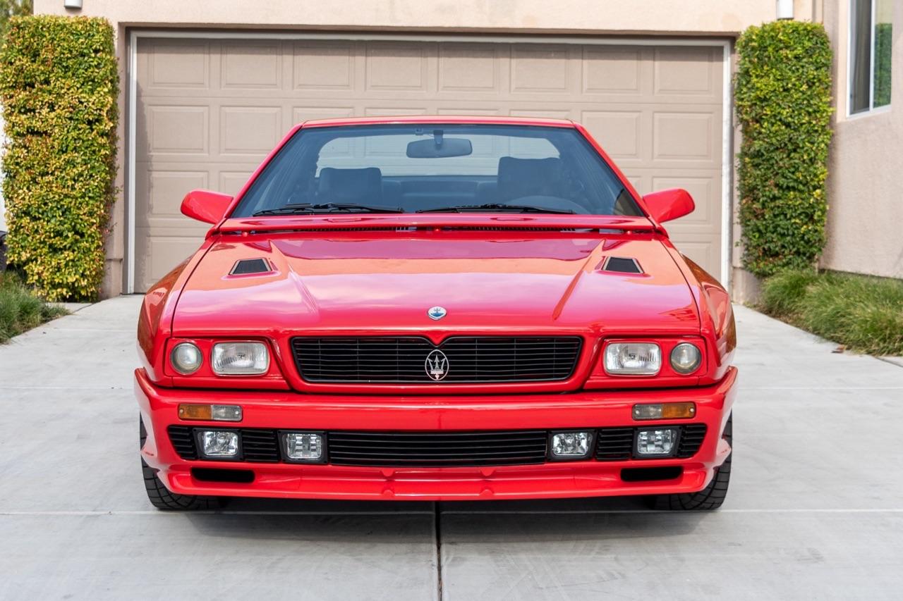 Maserati Shamal... L'histoire d'un bide ! 3
