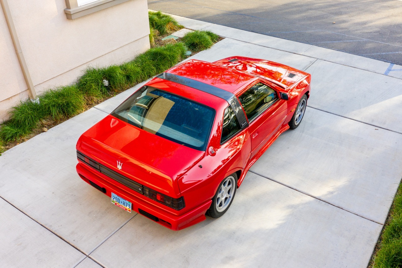 Maserati Shamal... L'histoire d'un bide ! 7