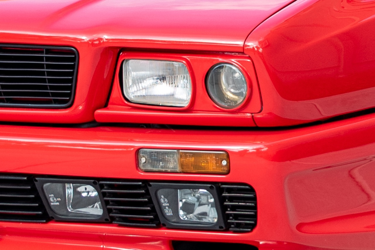 Maserati Shamal... L'histoire d'un bide ! 6