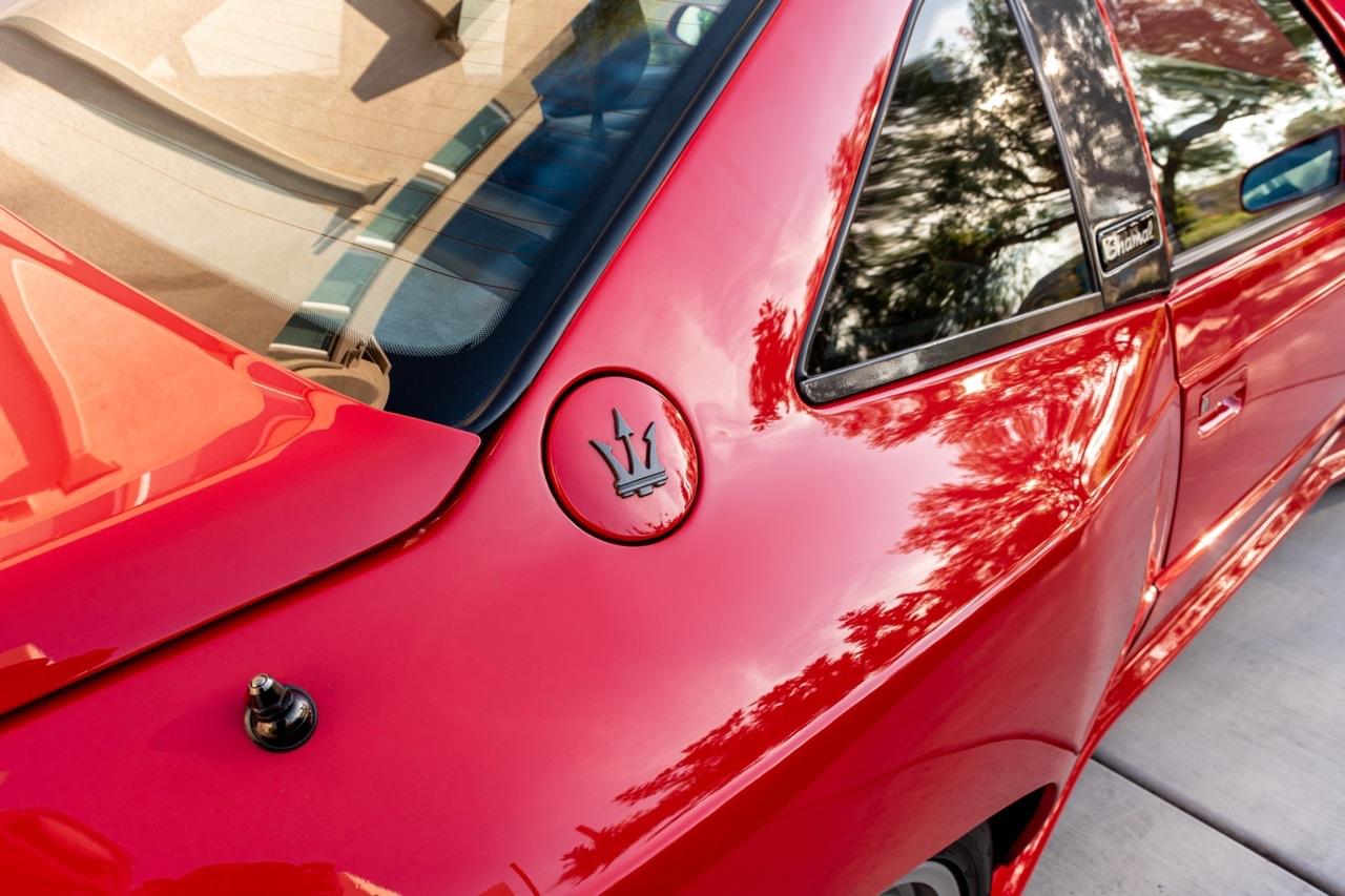 Maserati Shamal... L'histoire d'un bide ! 13