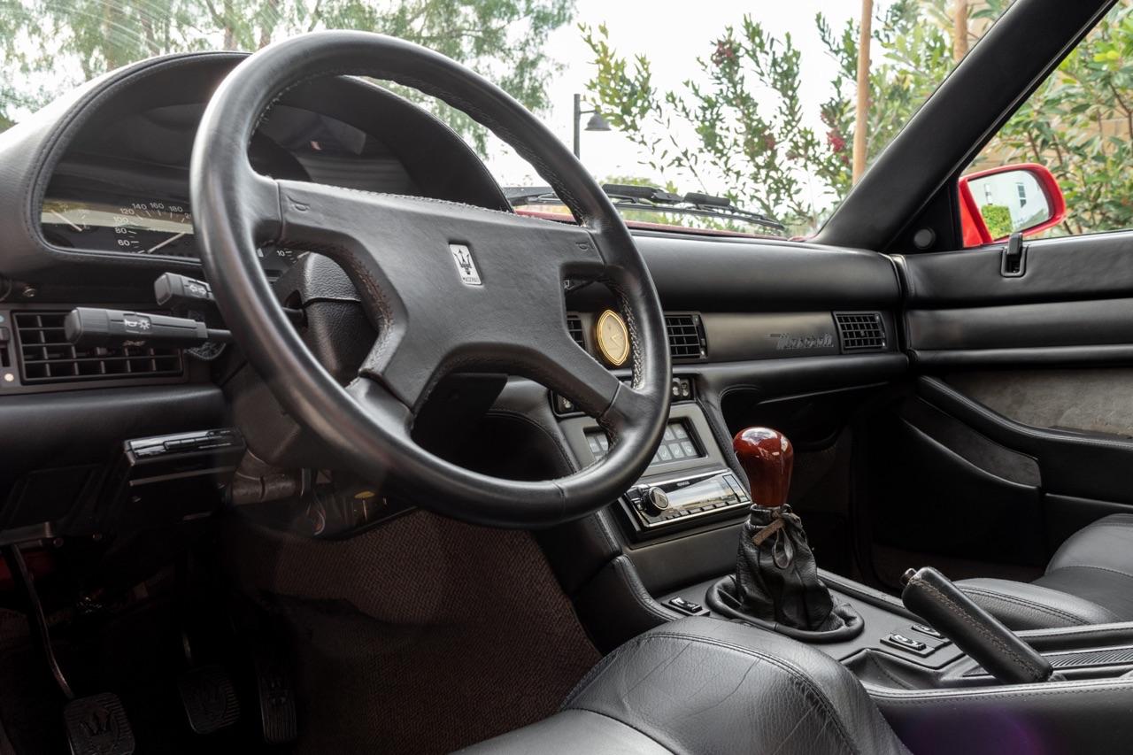 Maserati Shamal... L'histoire d'un bide ! 11
