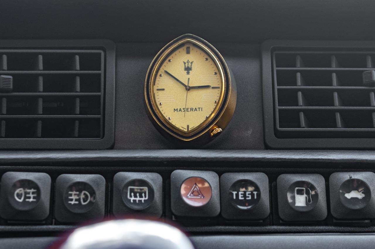 Maserati Shamal... L'histoire d'un bide ! 12