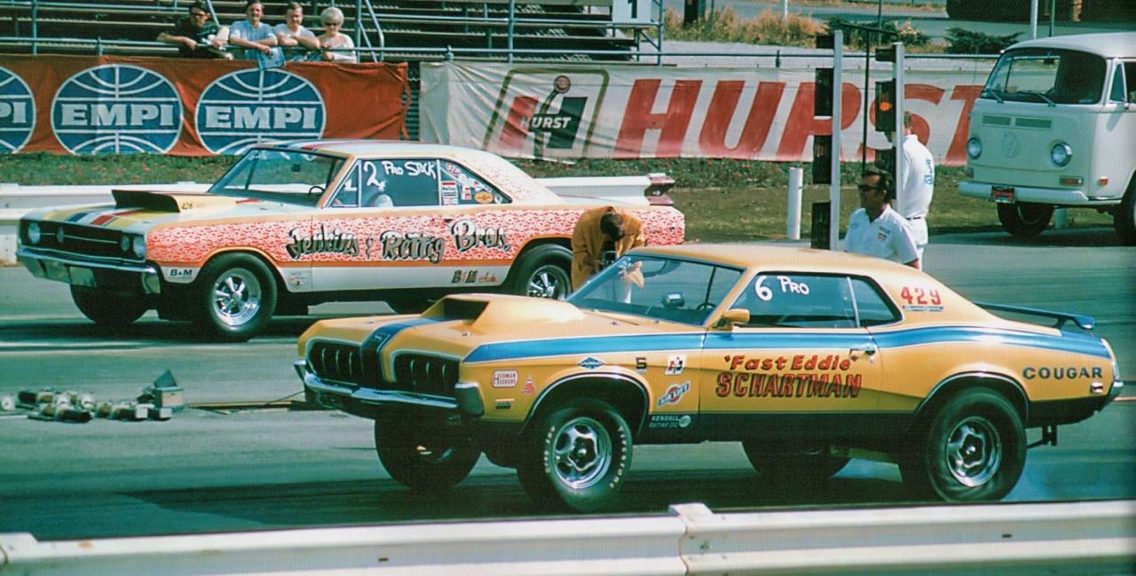 '69 Mercury Cougar Eliminator - Avec un nom comme ça... 15