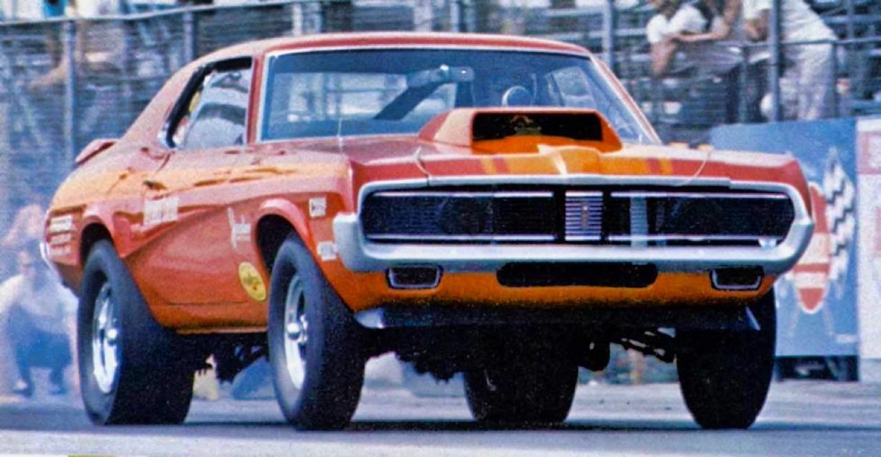 '69 Mercury Cougar Eliminator - Avec un nom comme ça... 16