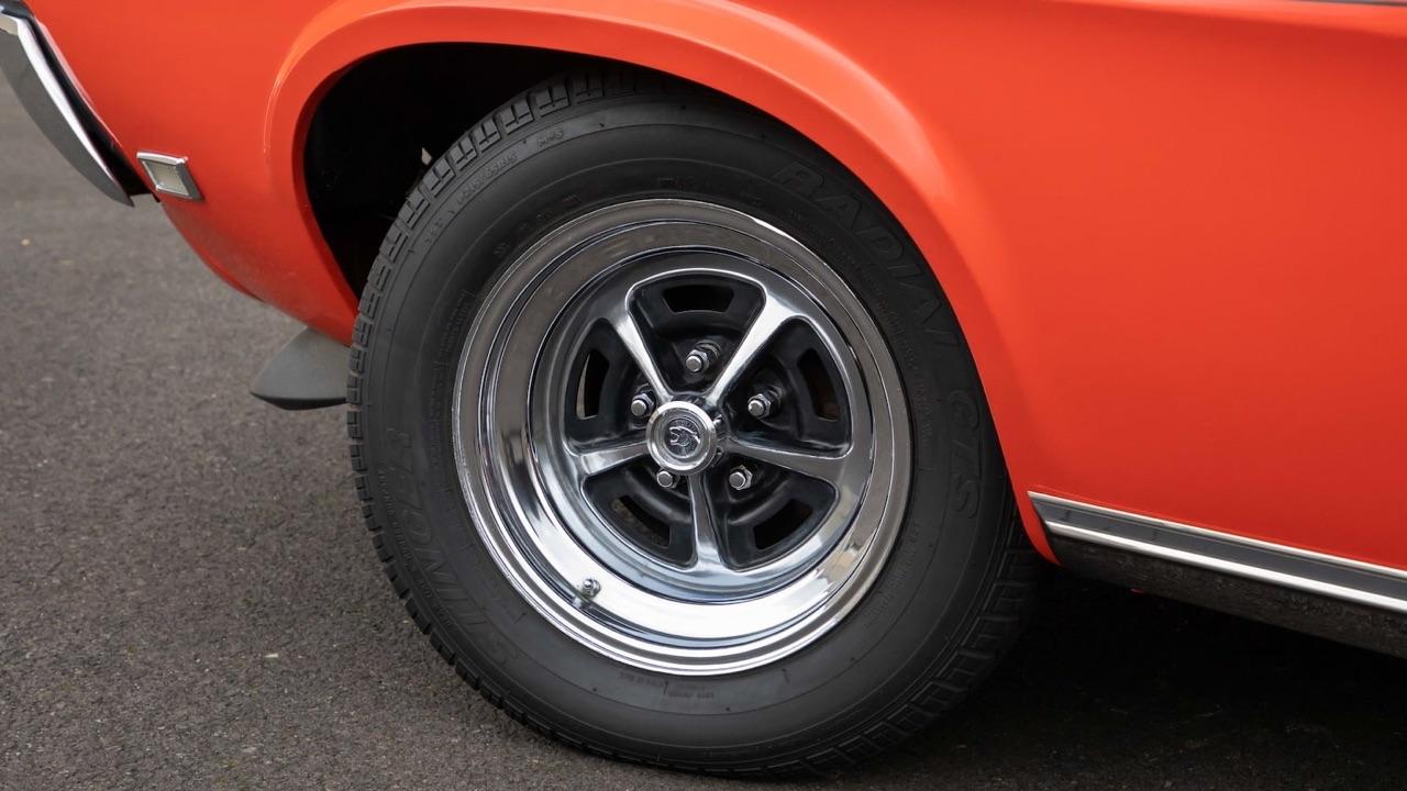 '69 Mercury Cougar Eliminator - Avec un nom comme ça... 14