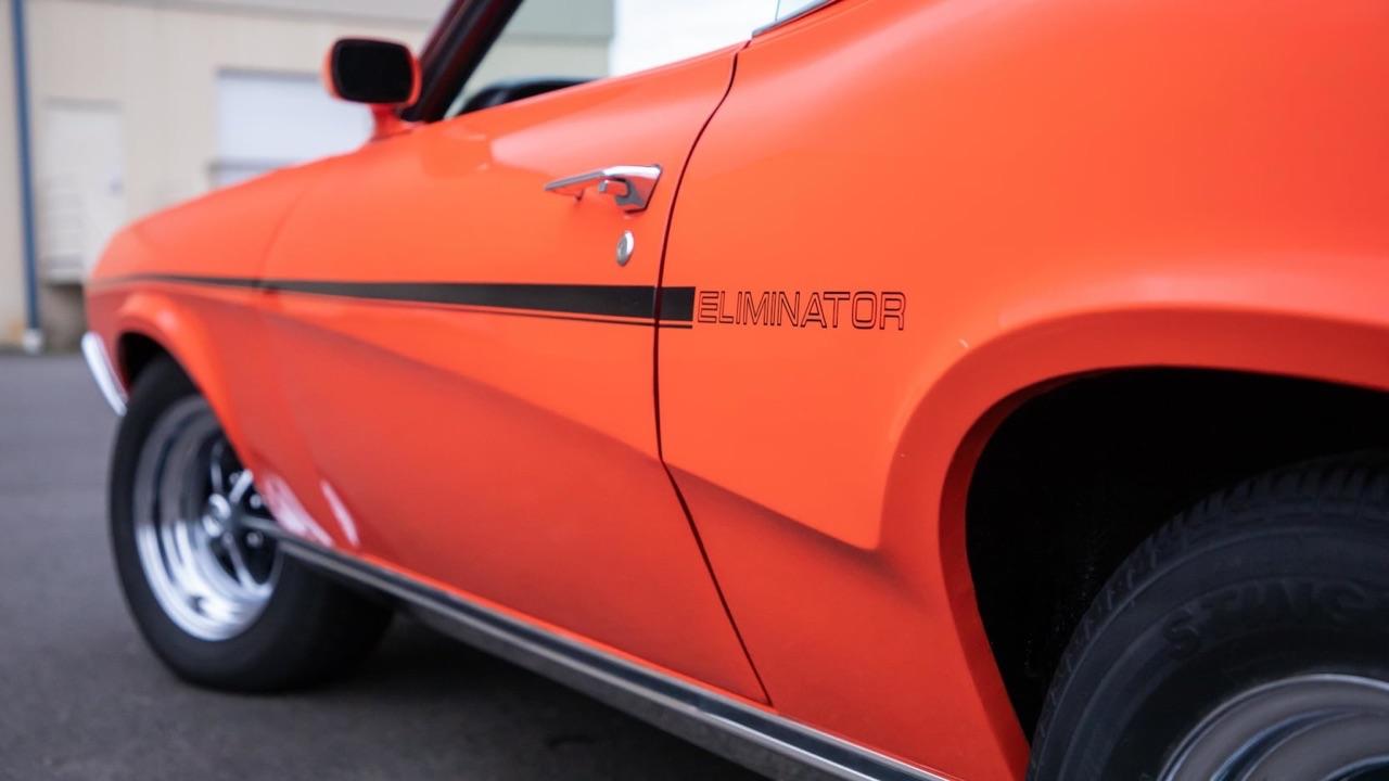 '69 Mercury Cougar Eliminator - Avec un nom comme ça... 1