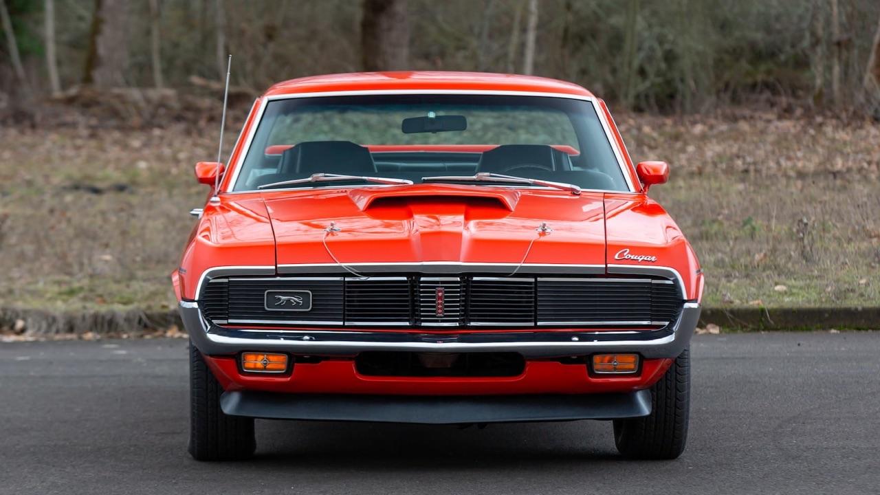 '69 Mercury Cougar Eliminator - Avec un nom comme ça... 7