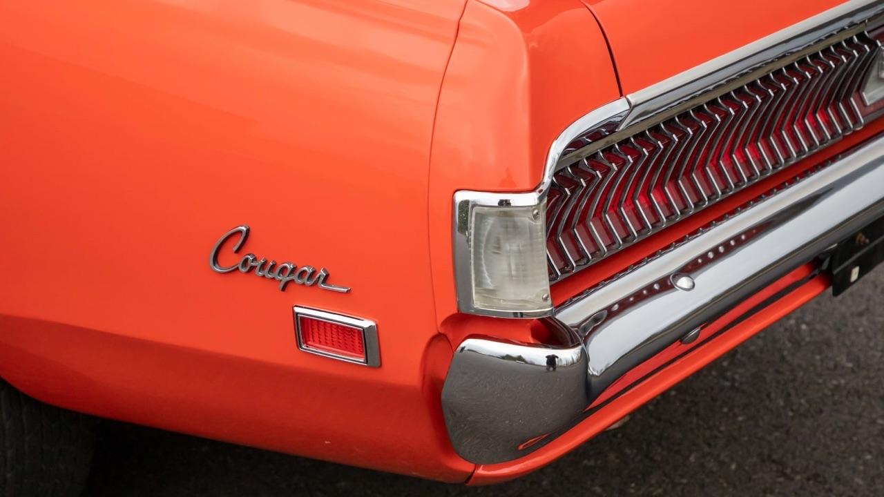 '69 Mercury Cougar Eliminator - Avec un nom comme ça... 6