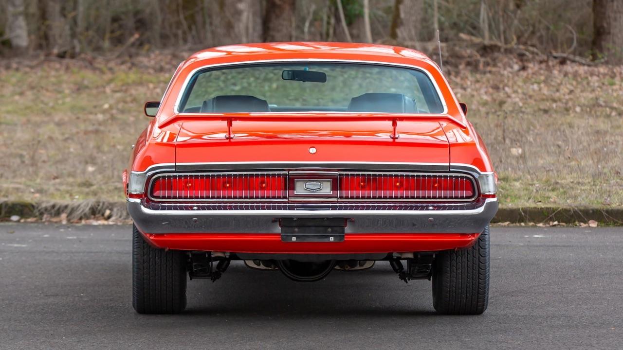 '69 Mercury Cougar Eliminator - Avec un nom comme ça... 8