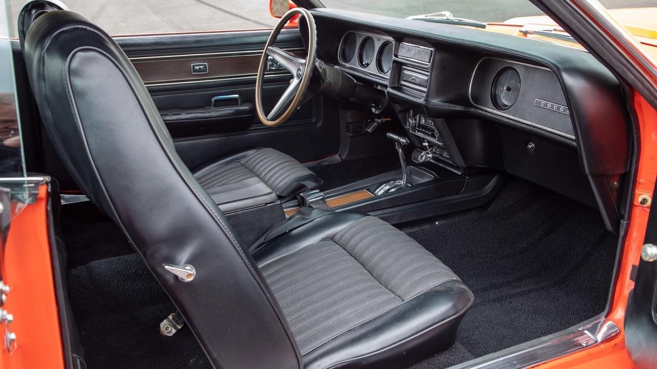 '69 Mercury Cougar Eliminator - Avec un nom comme ça... 11