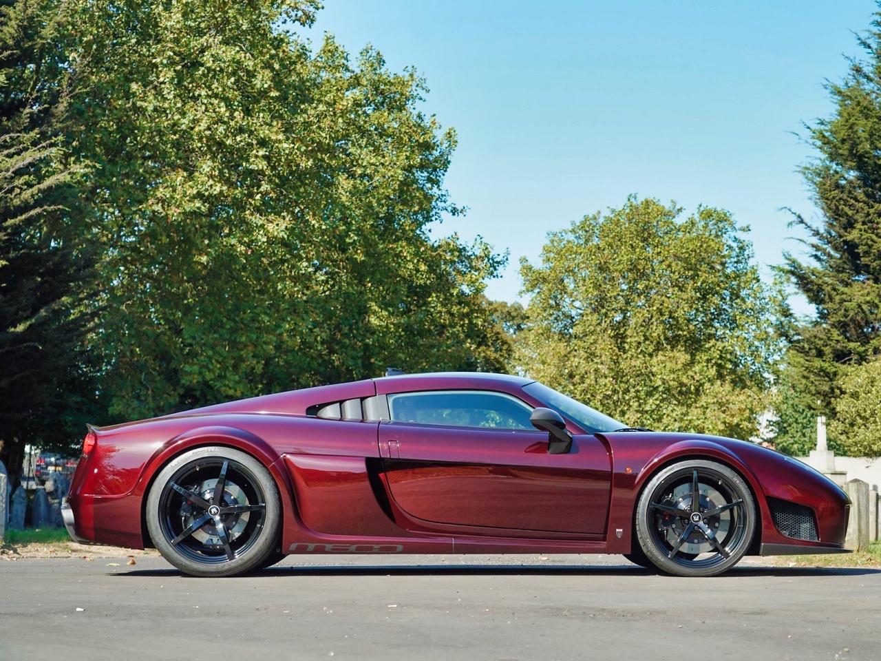 Noble M600 CarbonSport - Va y avoir du carbone et du... sport ! 10