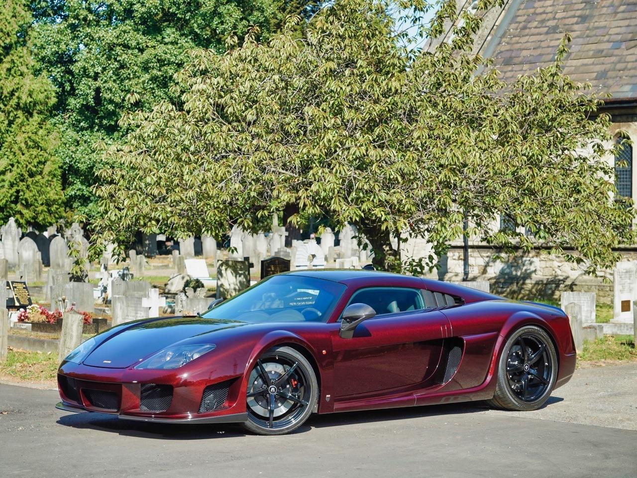 Noble M600 CarbonSport - Va y avoir du carbone et du... sport ! 20