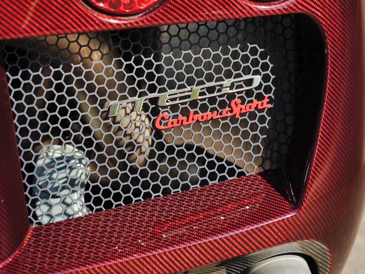 Noble M600 CarbonSport - Va y avoir du carbone et du... sport ! 17