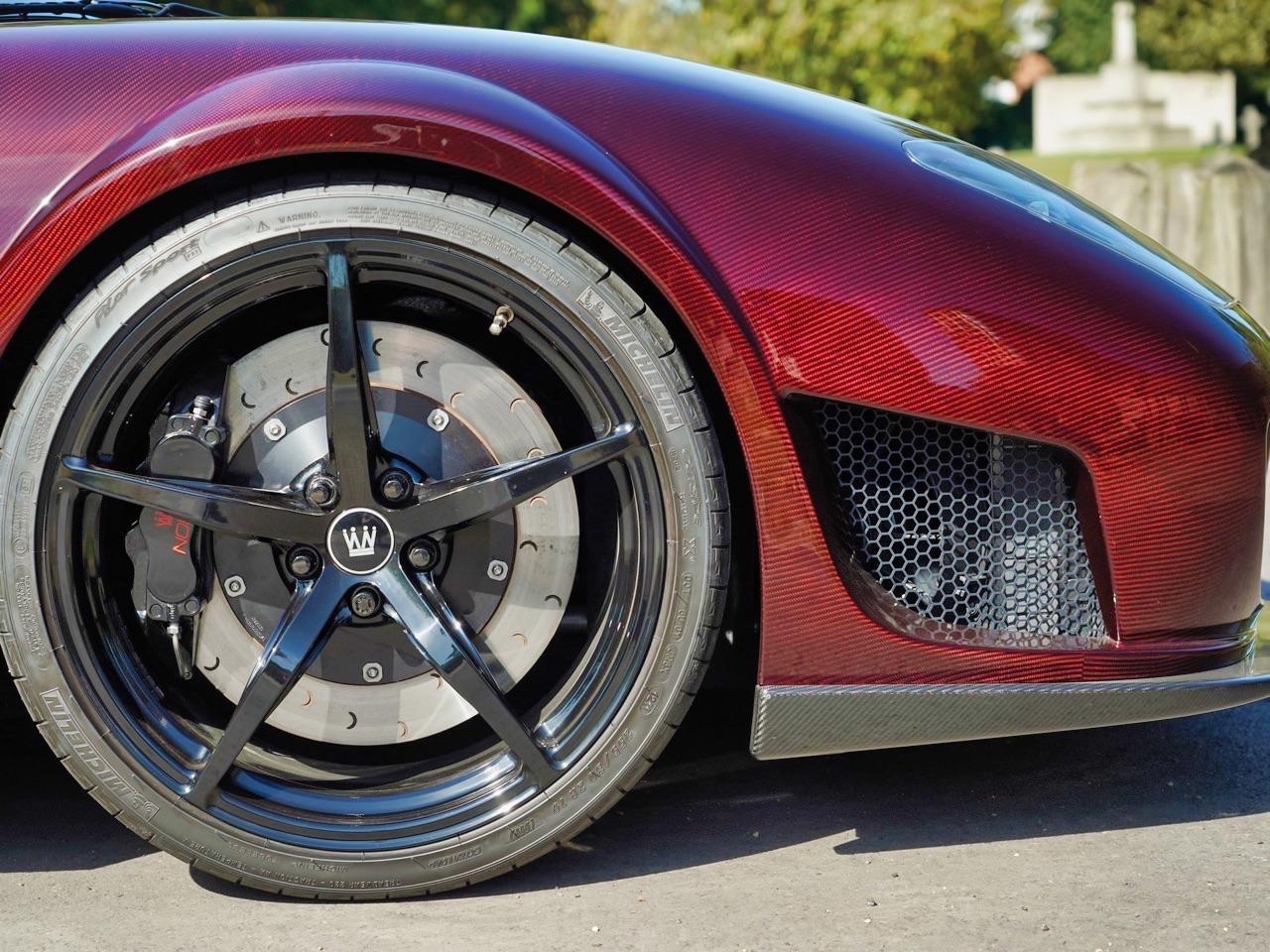Noble M600 CarbonSport - Va y avoir du carbone et du... sport ! 12