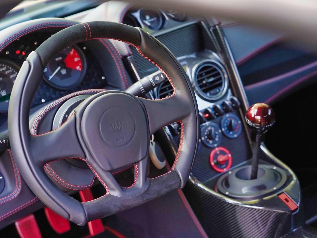 Noble M600 CarbonSport - Va y avoir du carbone et du... sport ! 15