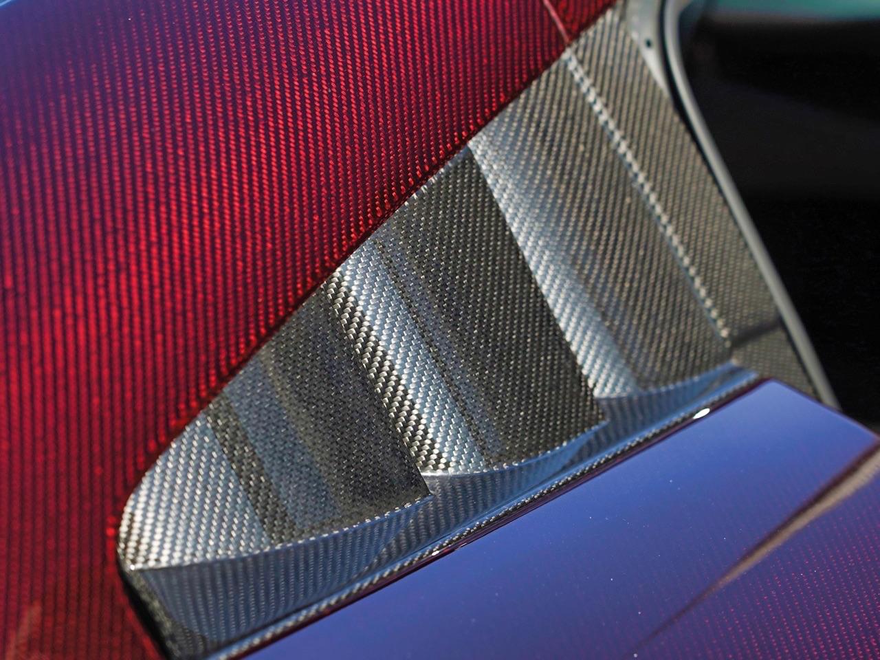 Noble M600 CarbonSport - Va y avoir du carbone et du... sport ! 5